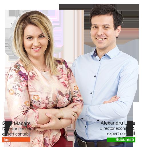 Gina Macare si Alexandru Lupu - EXPERT MIND