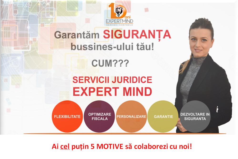 Servicii juridice – EXPERTMIND. Garantam succesul bussines-ului tau!